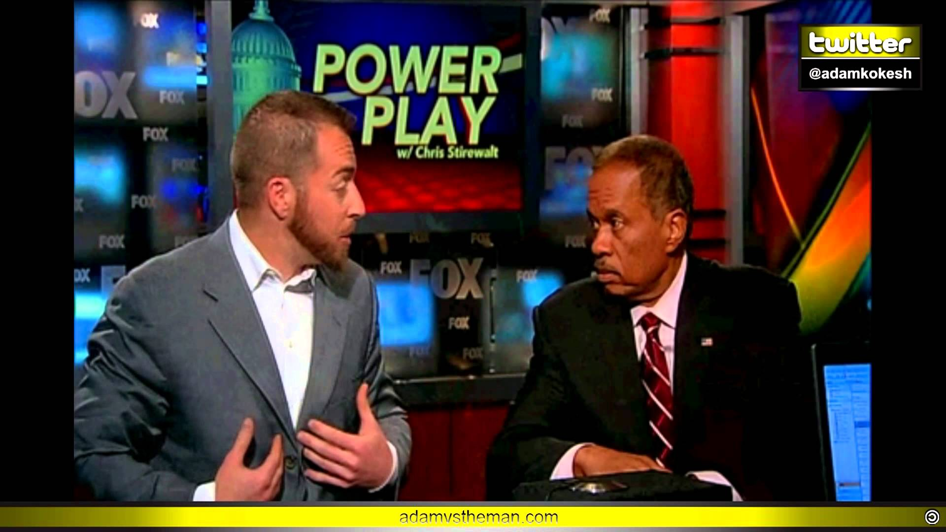 FOX News 131705 : DC will never be the same after Adam Kokesh