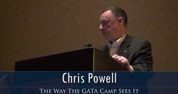 "GATA Presentation: ""GOLD, The Way the GATA Camp Sees It"" at the 2012 California Resource Investment Conference"