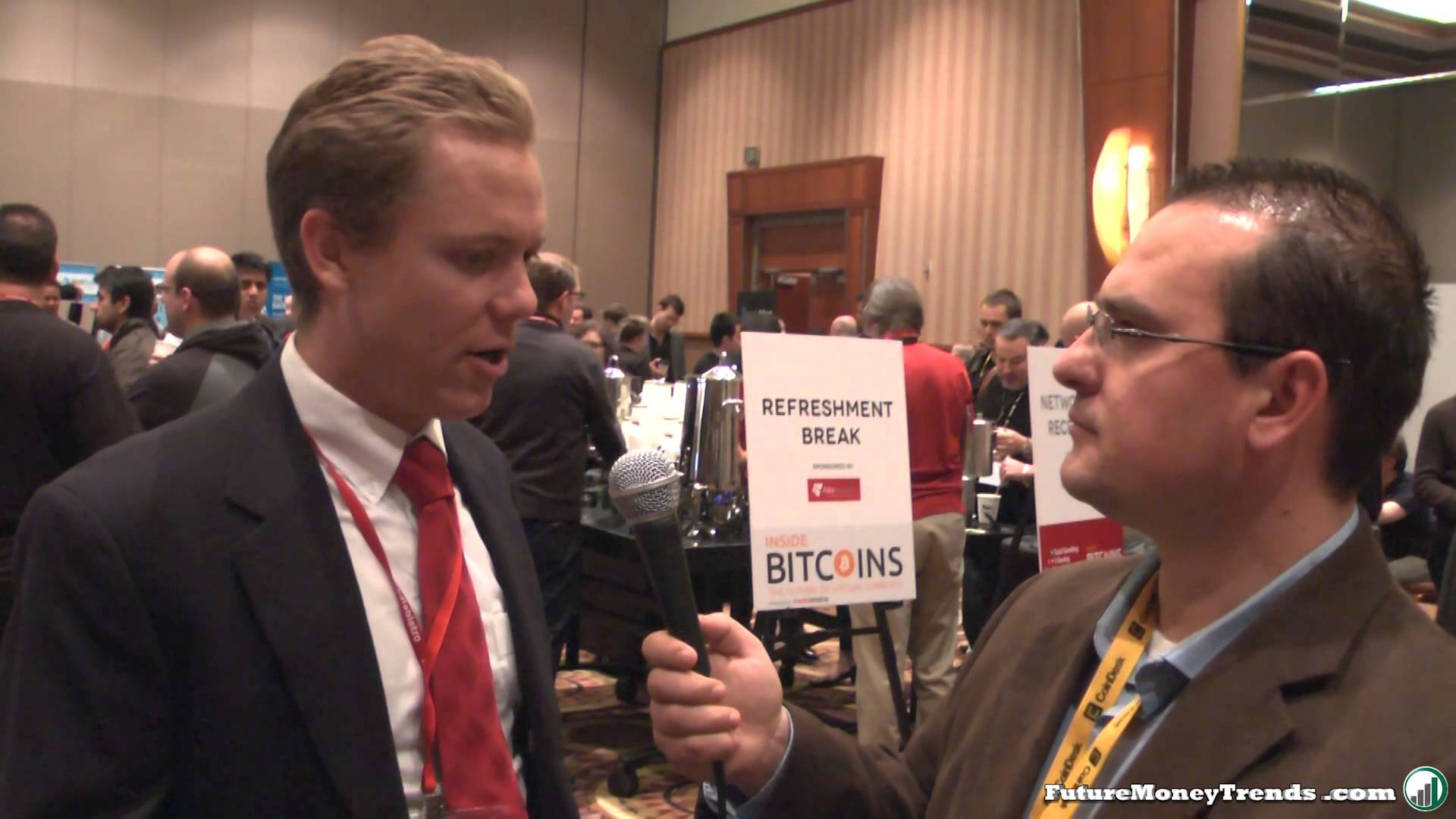 Great Interview on the Future of Money, Bitcoin – Trace Mayer at Inside Bitcoins 2013 Las Vegas