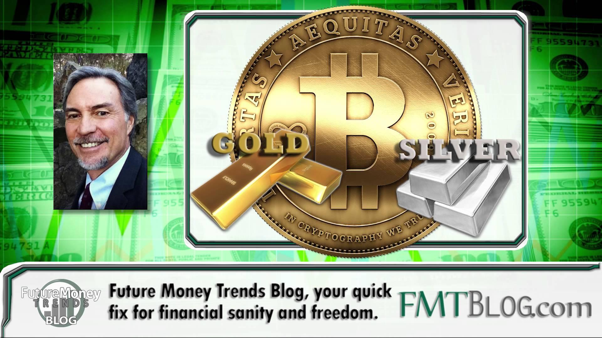 The Money Bubble…& Gold & Bitcoin