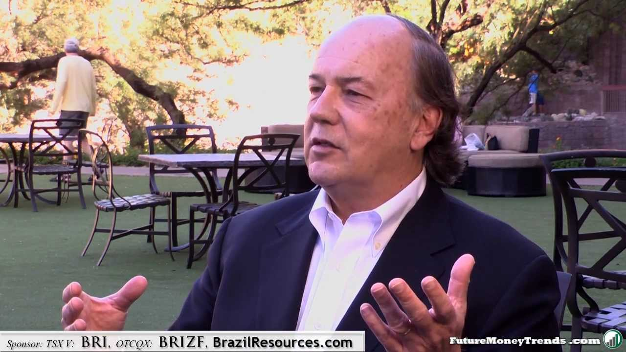 2014 – Helicopter Money is Coming! Jim Rickards, Currency War Update
