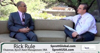 How to Become a Millionaire in Any Circumstance, Rick Rule of Sprott Asset Management