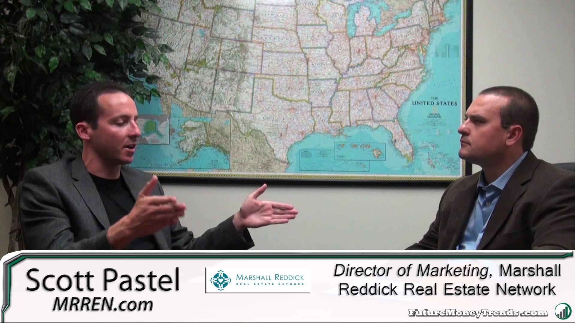Marshall Reddick Real Estate Investor Update – Scott Pastel Interview