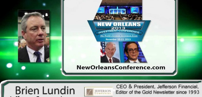 Opportunities in the Resource Sector: Brien Lundin Interview
