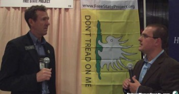 The Free State Project - Mark Warden Interview
