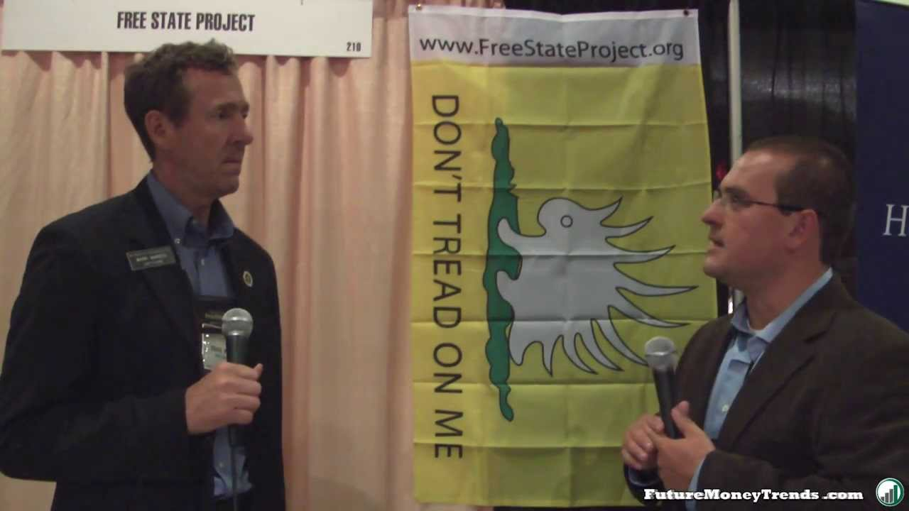 The Free State Project – Mark Warden Interview