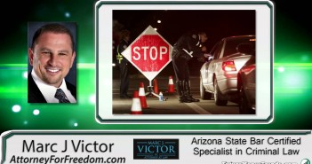 What to Do at a DUI Checkpoint with Marc Anthony, Attorney for Freedom