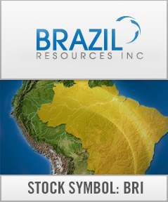 Brazilian Resources Logo