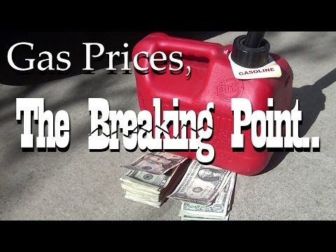 Gas Prices, the Breaking Point, What Happens if America Loses Cheap Energy (Micro-Doc)