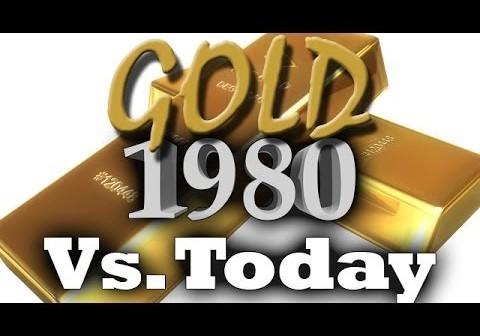 Gold 1980 Vs. TODAY (Micro-Doc)