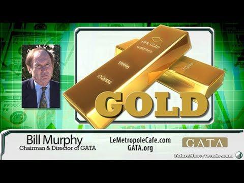Gold Manipulation is Going Mainstream – Bill Murphy Interview