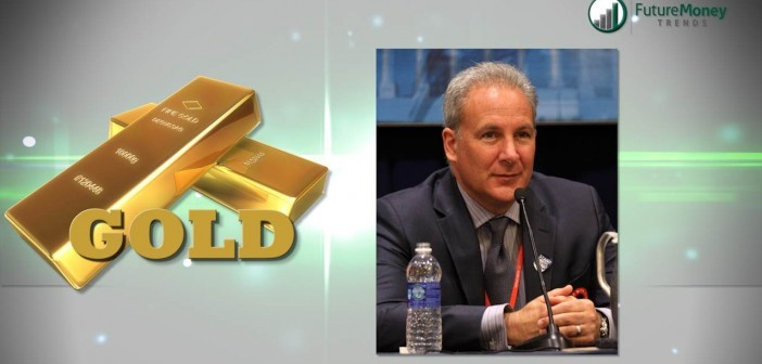 Gold Vs. Peter Schiff - VisionVictory