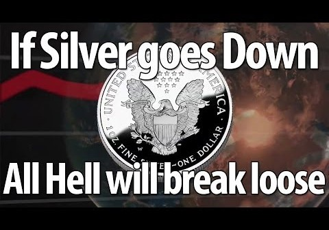 If Silver Goes Down All Hell Will Break Loose in the Physical Market