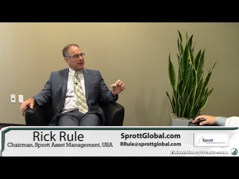 Rick Rule Interview: Farmland & What He's Buying Right Now