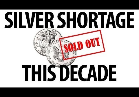 Silver Shortage This Decade, Silver Will Be Worth More Than Gold