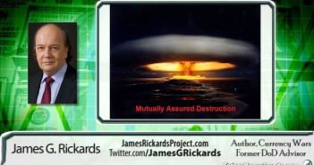 The Coming Collapse of the International Monetary System – James Rickards Interview