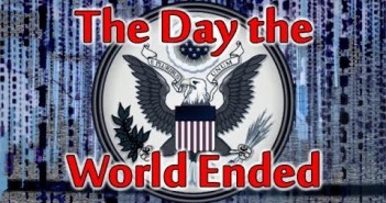 The Day the World Ended (Future Fictional Possible Scenario)