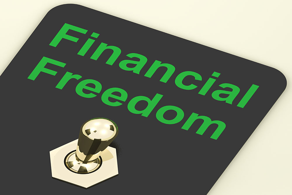 Financial Wealth Equals Options