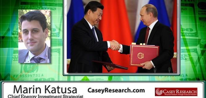Russia to Help Kill U.S. Dollar – Marin Katusa Interview