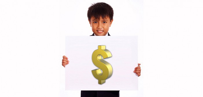 What You MUST Teach Your Children About Money
