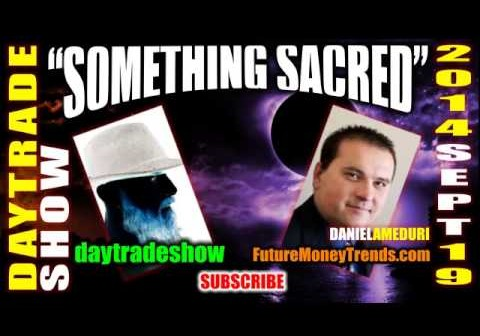 "Daniel Ameduri: ""Something Sacred"""