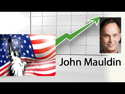 Is the American Economy Booming? – John Mauldin Interview