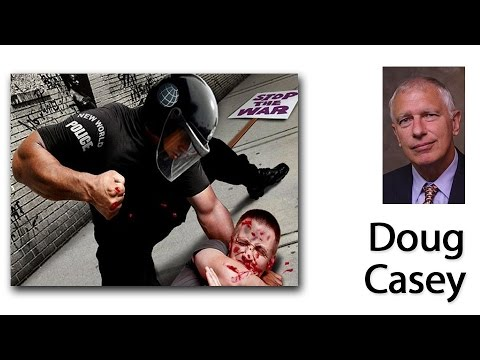 The Military and Police are Robots, Doug Casey Interview