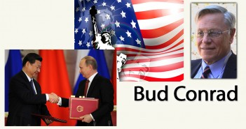 Russia & China Vs. USA - Bud Conrad Interview, Casey Research