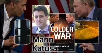 The Colder War: Uranium, Oil, Dollar Crisis - Marin Katusa Interview