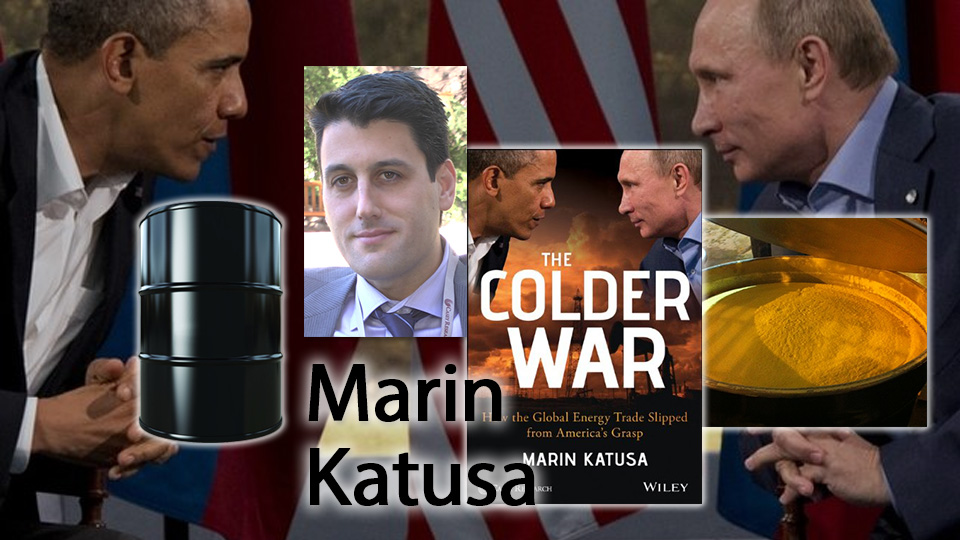 The Colder War: Uranium, Oil, Dollar Crisis – Marin Katusa Interview