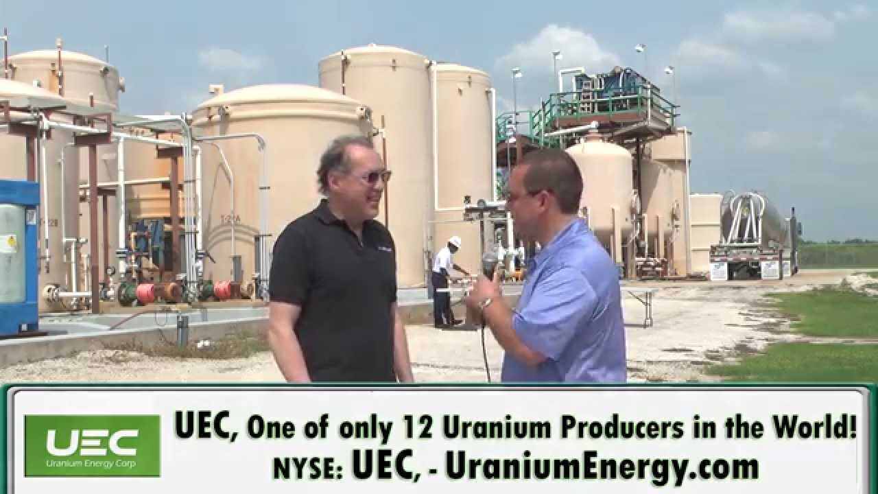 The Putin Trade: Uranium – Frank Holmes Interview at UEC Site Tour