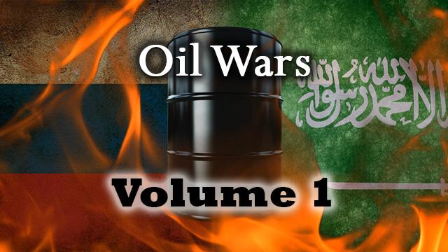 Oil Wars Vol. 1: $50 Oil Crash, The Geopolitics