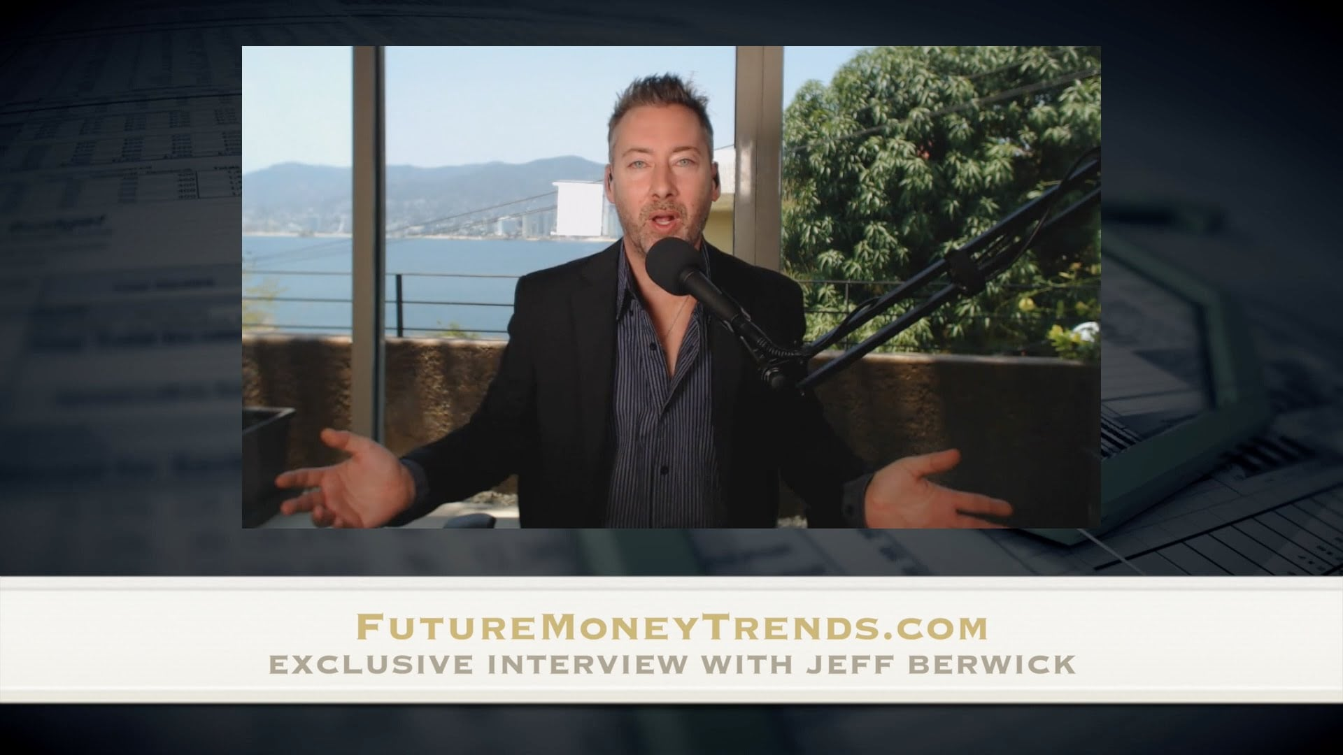 Be Vigilant of Major Calamity around Sept 2015 – Jeff Berwick Interview