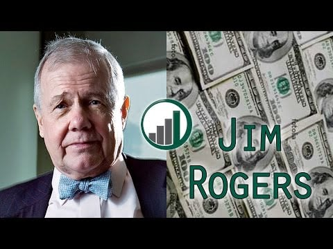 How to Get Rich Today! Interview with Jim Rogers