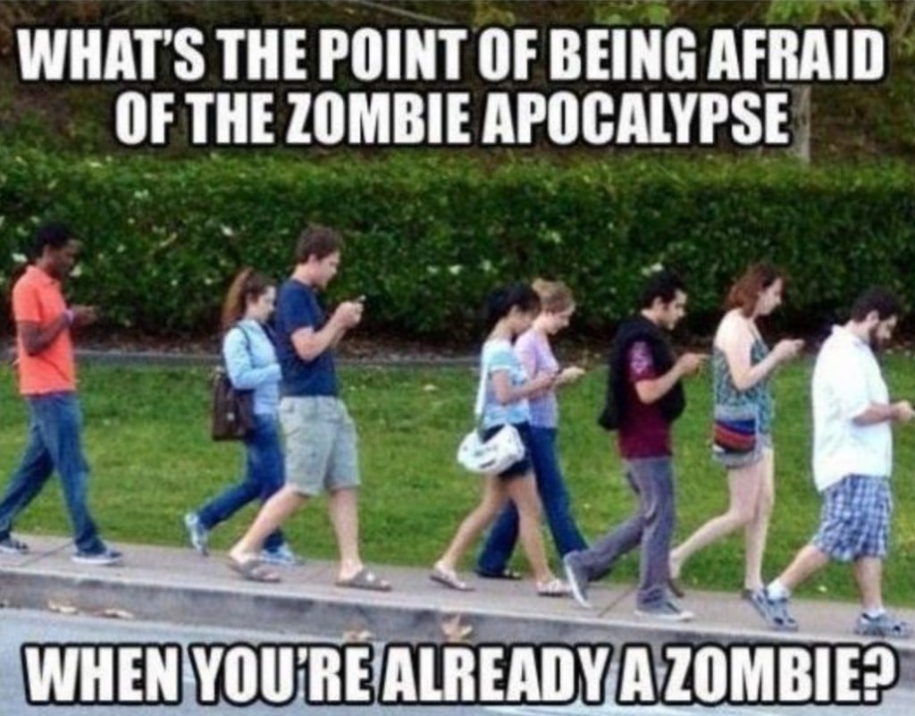 The Dissident Dad – Rules for Not Being a Smartphone Zombie