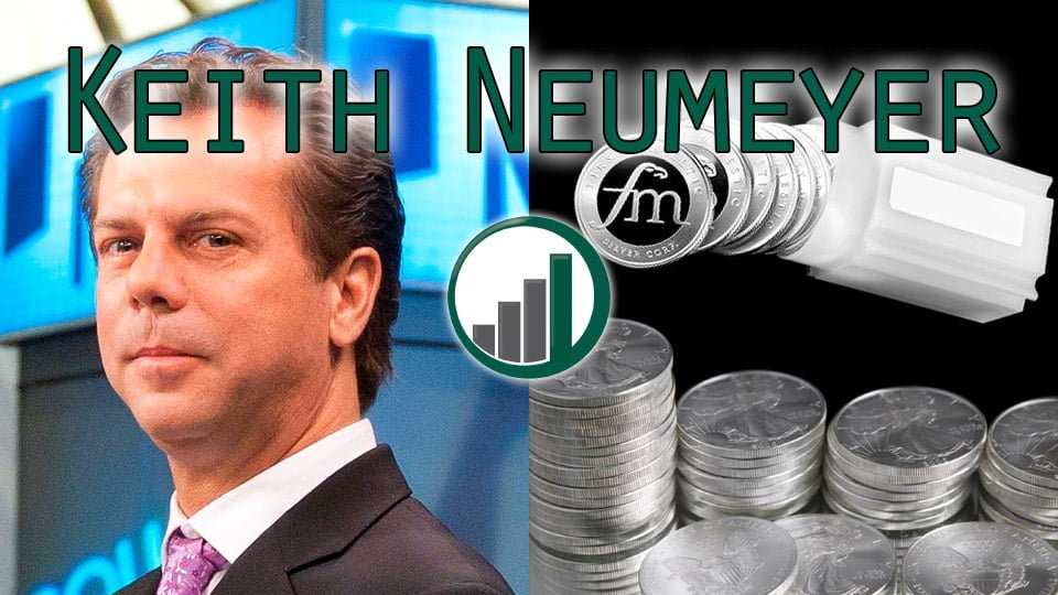Silver Producer Calls Out CFTC and Bank Manipulators – Keith Neumeyer Interview