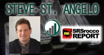 Silver Shortage Coming... Steve St. Angelo SRSrocco Interview