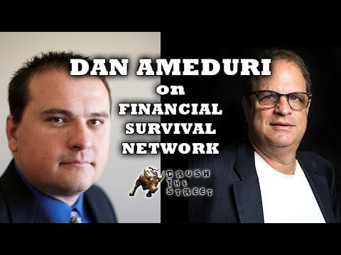 Daniel Ameduri – Thriving In The New Economy – Financial Survival Network