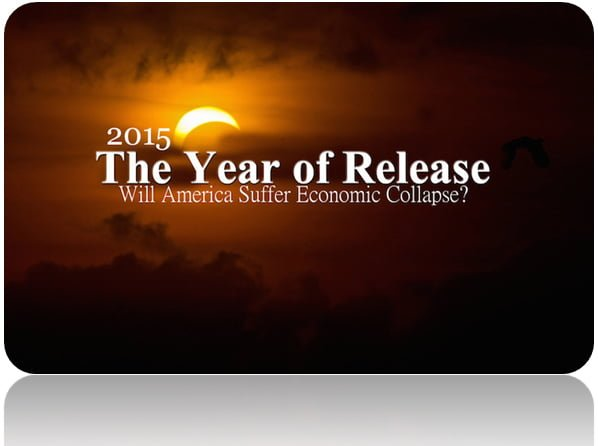 The Year of Release: Will America Suffer Economic Collapse?
