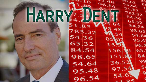Another 2008 Crash but Bigger Coming – Harry Dent Interview