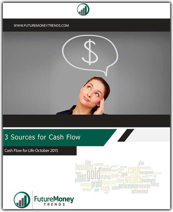 3 Sources for Cash Flow