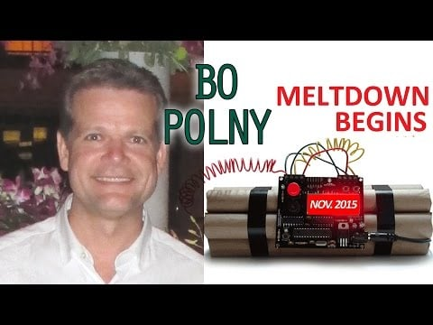 70% Stock Market Correction Could Now be on the Horizon – Bo Polny Interview