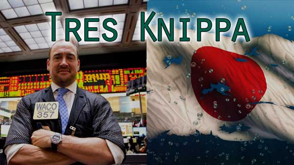 Japanese Bond Bubble Will Soon Burst Spectacularly – Tres Knippa Interview