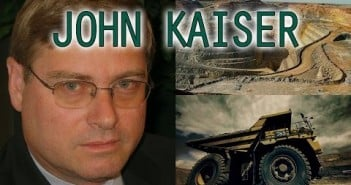 Great Opportunities in Resource Mining Stocks - John Kaiser Interview, Kaiser Research
