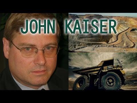 Great Opportunities in Resource Mining Stocks – John Kaiser Interview, Kaiser Research