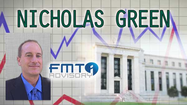 Fed Will Have to Keep Rates Low for a Really Long Time – Nicholas Green of FMT Advisory