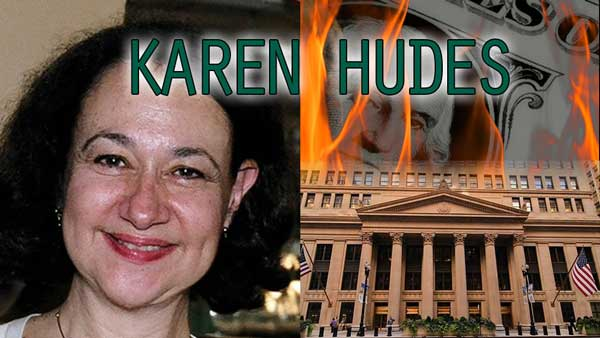 Karen Hudes on 1871 US Corporation, Gold, Homo Capensis, JFK Murder, Global Debt Facility & Bitcoin
