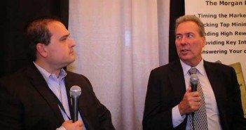 David Morgan Silver Update at Silver Summit 2015 in San Francisco Nov 23