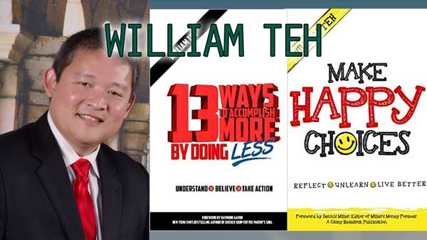 Make Your Own Economy – Interview with Author/Investor William Teh