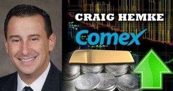 Precious Metals BIG SHIFT Coming! COMEX LBMA to Break - Craig Hemke of TF Metals Report